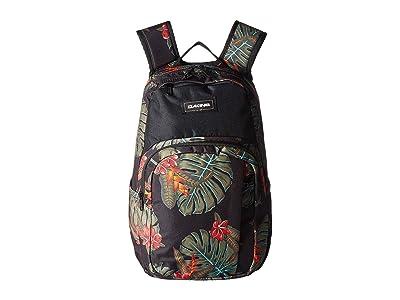 Dakine 25 L Campus Medium Backpack (Jungle Palm) Backpack Bags