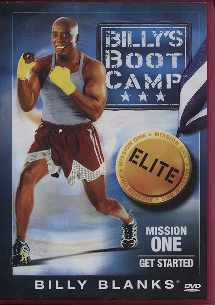 素敵な過度の怖がらせるBootcamp Elite Mission One: Get Started [DVD]