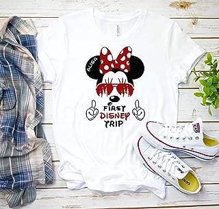 Best first trip to disney shirt Reviews
