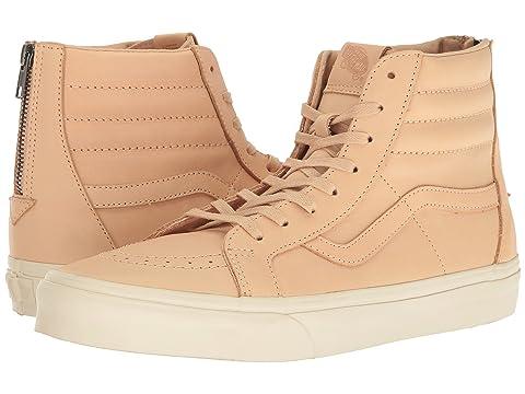 Sk8-Hi Zip Dx, (Veggie Tan Leather) Tan