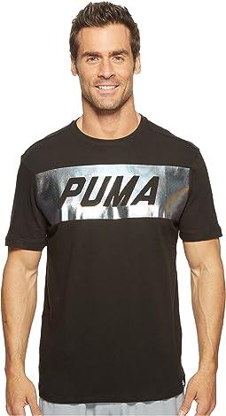 Holographic Puma Tee