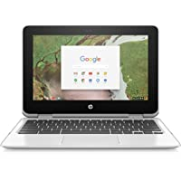 Deals on HP Chromebook x360 11-inch G2 EE Laptop w/Intel Celeron
