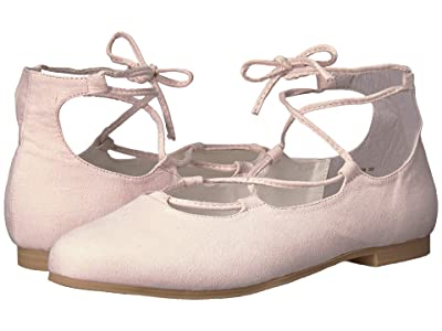 Amiana 15-A5578 (Toddler/Little Kid/Big Kid/Adult) (Pink Suede) Girl