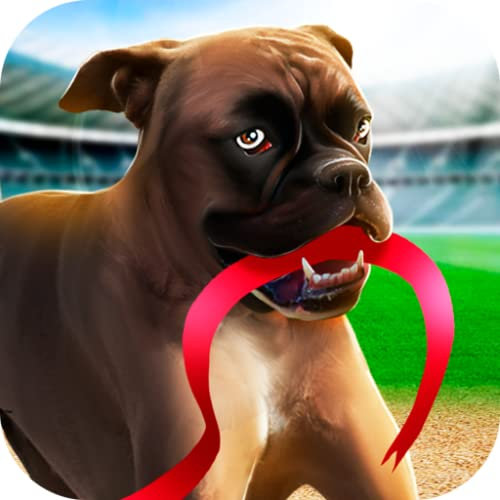 Virtual Dog Running - Racing Adventure of Lovely Pets