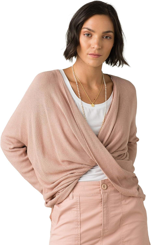 prAna sale - Women's Narcisso Medium Champagne Max 49% OFF Sweater
