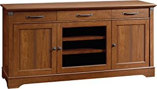Sauder Carson Forge Credenza, For TVs up to 70