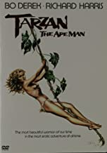 TARZAN THE APE MAN (1981) (DVD)