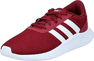 adidas Lite Racer 2.0, Men's Road Running Shoes, Purple (Collegiate Burgundy/Ftwr White/Core Black)