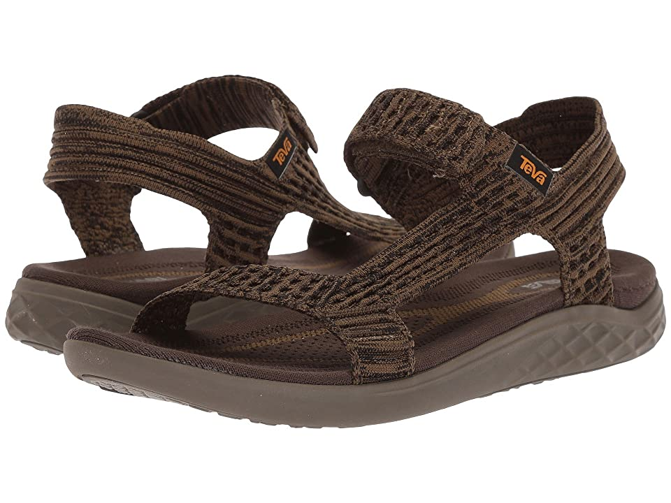 Teva Terra-Float 2 Knit Universal (Olive/Bungee Cord) Men