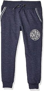 DKNY Boys Fleece Jogger Pant Pants - Blue - 5