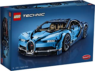 LEGO Technic Bugatti Chiron for age 16+ years old 42083