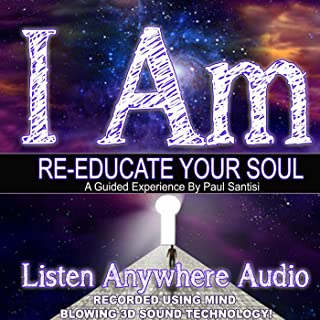 3d Sound 1000's of I Am Affirmations Guided Meditation Listen Anywhere Version Awaken Create Release the Unstoppable You