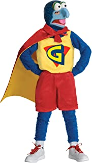 Rubie's The Muppets Gonzo The Great Costume - Small, One Color, One Color, Small