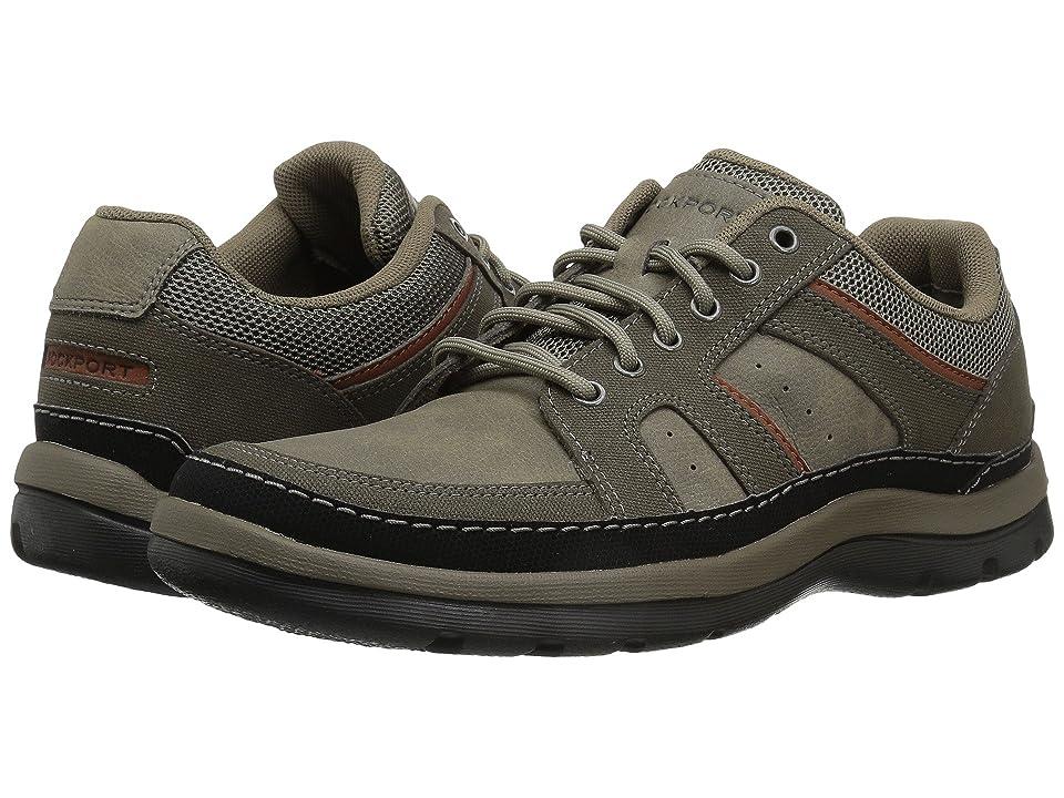 Rockport Get Your Kicks Mudguard Blucher (Greige) Men