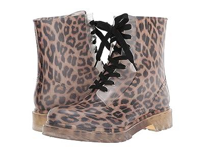 Jessica Simpson Rikie (Clear/Natural Leopard) Women