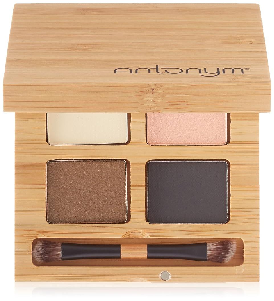 光沢僕の開発するAntonym - Certified Organic Eyeshadow Quattro Croisette
