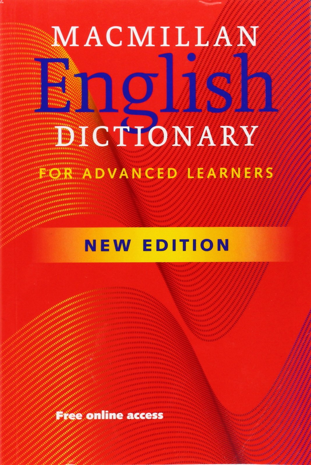 Image OfMacmillan English Dictionary For Advanced Learners PB