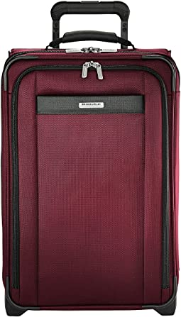 Briggs & Riley Transcend VX Tall Carry-On Expandable Upright