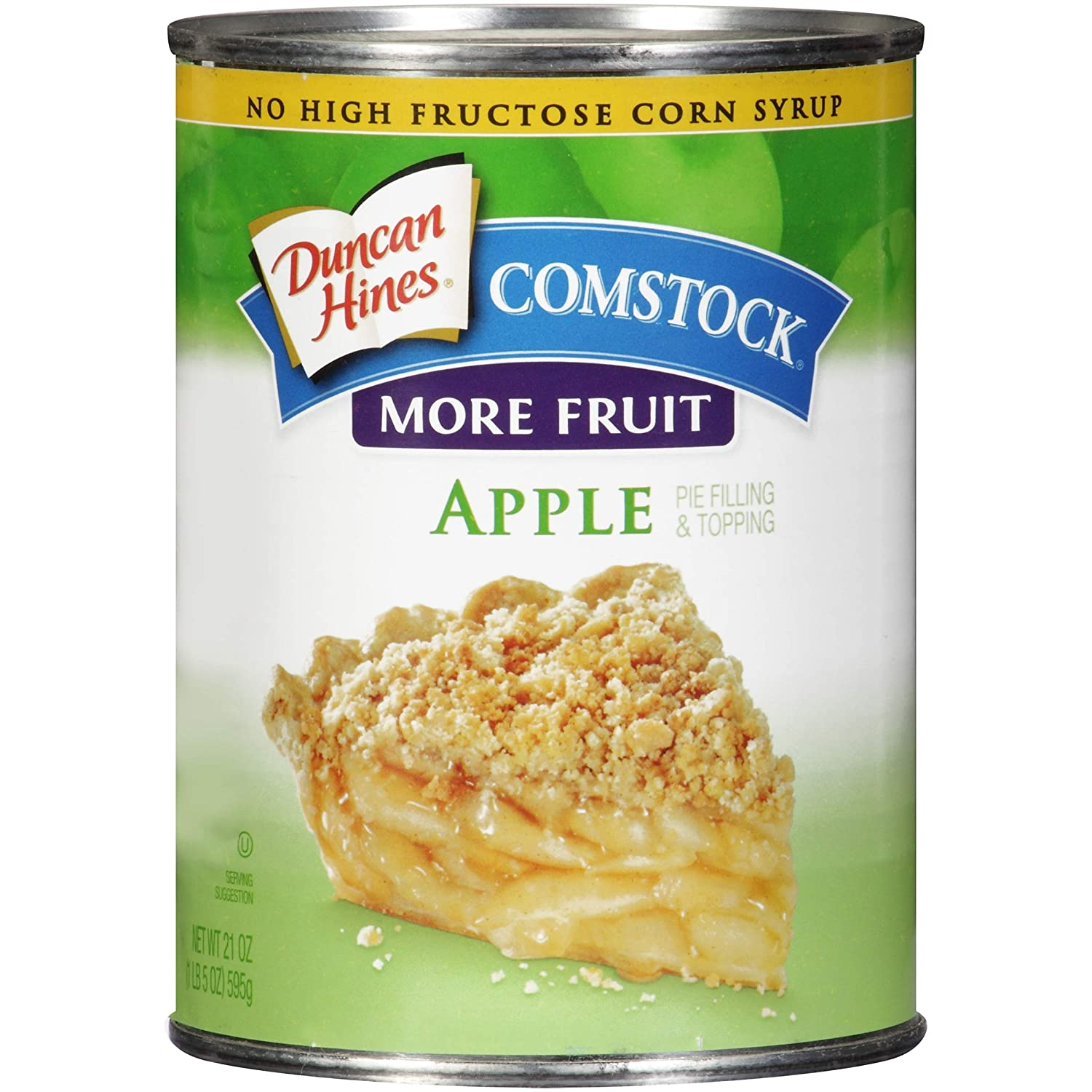 New Orleans Mall Comstock Outlet ☆ Free Shipping More Fruit Pie Filling Topping 3 21 P Apple Ounce -