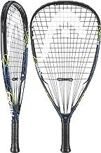 HEAD Graphene Touch Radical 180 Racquetball Racket - Pre-Strung Light Balance Racquet