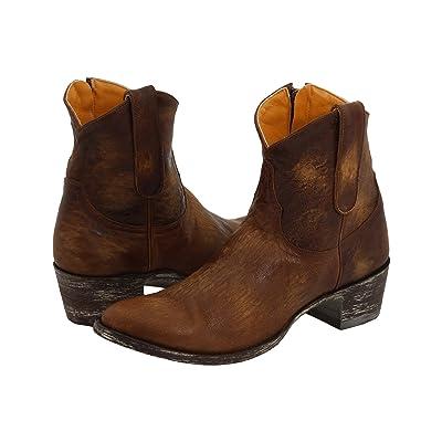Old Gringo Kultura 7 (Brass Volcano) Cowboy Boots
