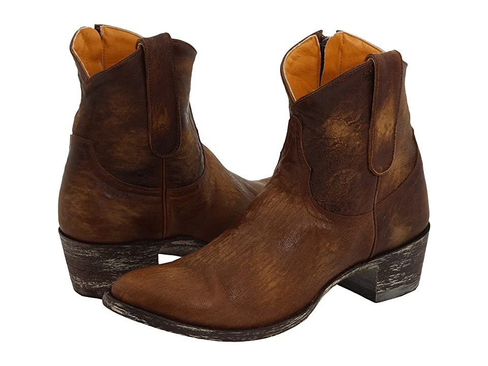 Old Gringo Kultura 7 (Brass Volcano) Cowboy Boots