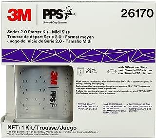 3M PPS PPS Series 2.0 26170 6-Pack Starter Kit, Midi