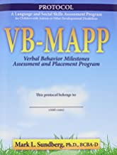 VB-MAPP: Verbal Behavior Milestones Assessment and Placement Program, Protocol