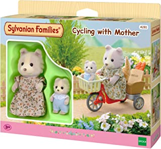Sylvanian Families Cycling with Mother -SF4281
