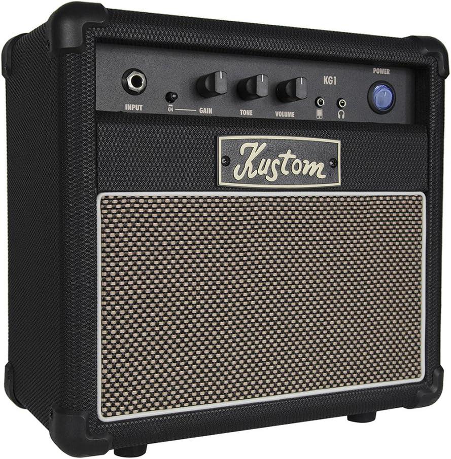 Kustom KG1 Max 60% OFF Indefinitely Series Guitar Amp 10W 1x6