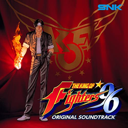 THE KING OF FIGHTERS '96 ORIGINAL SOUND TRACK ザ・キング・オブ・ファイターズ