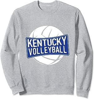 Kentucky Volleyball Graphic Sweatshirt