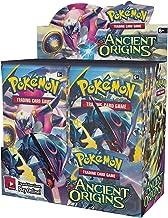 صندوق معزز لعبة بطاقات البوكيمون - 36 عبوة معزز 300 بطاقة إضافية