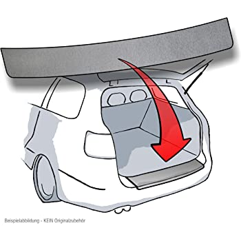 Lackschutzfolie 150/µm transparent Schutzfolie in transparent passend f/ür Fahrzeug Modell Siehe Beschreibung Ladekantenschutz Lackschutzshop