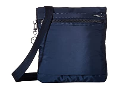 Hedgren Leonce RFID Shoulder Bag (Dress Blue) Shoulder Handbags