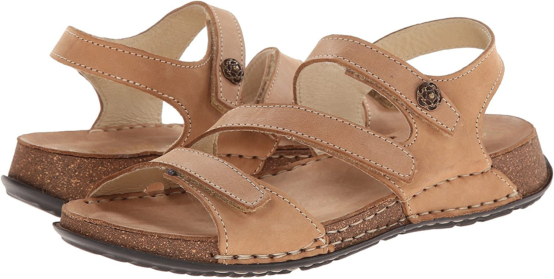 S LaPlume Maple Casual Adjustable Womens Sandals