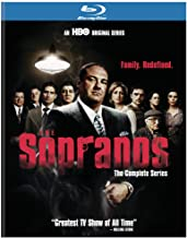 Sopranos: The Complete Series (RPKG) (BD) [Blu-ray]