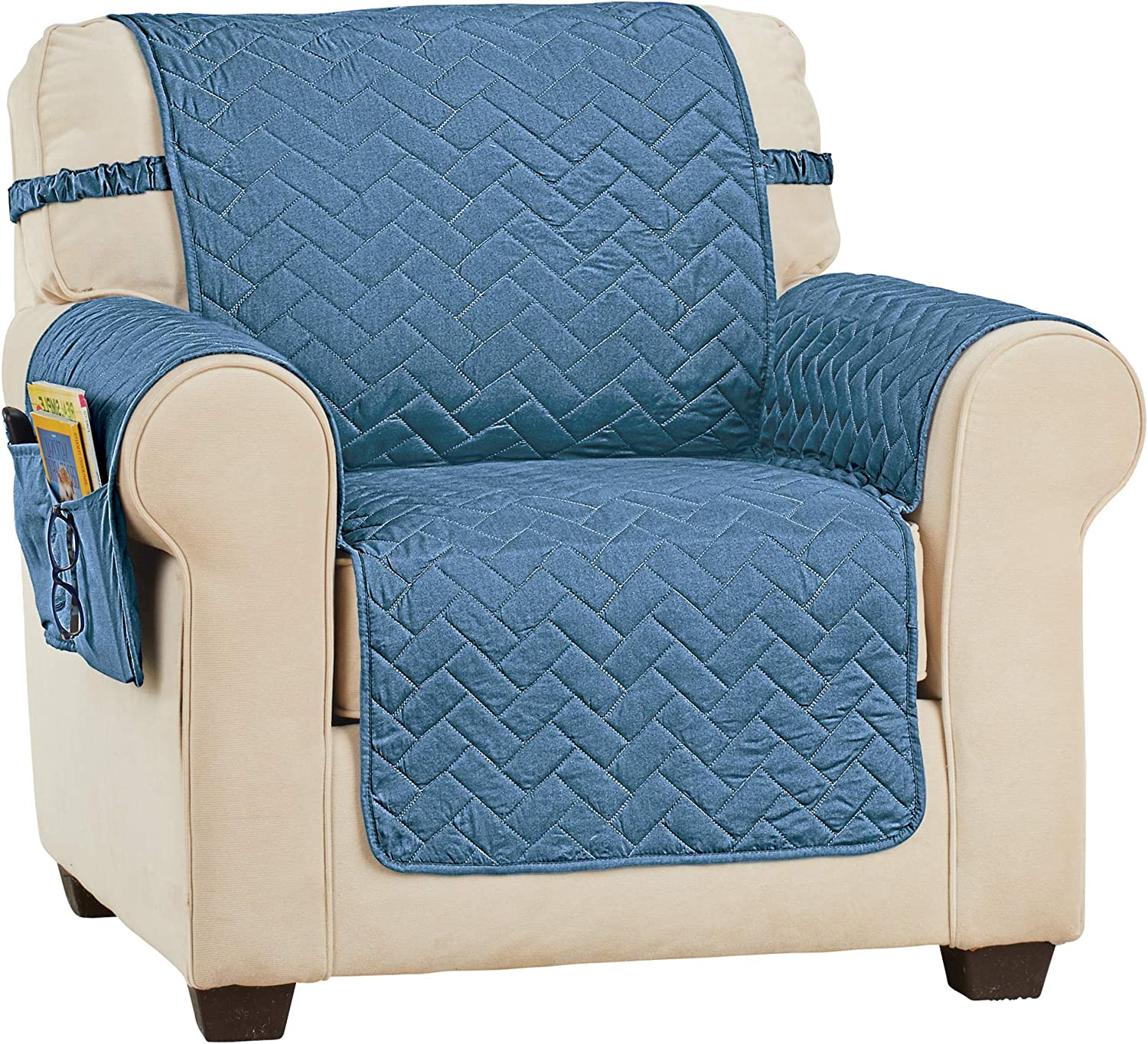 Collections OFFicial store Etc Versatile Chevron-Textured Protector Directly managed store Furniture S