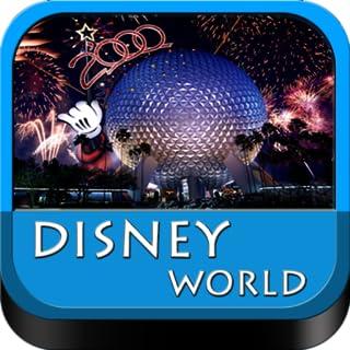 Disney World Offline Map Travel Guide