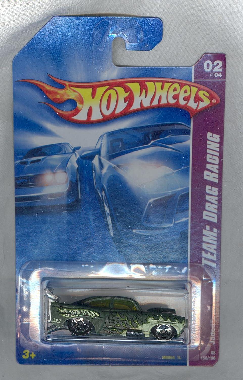 Hot Wheels 2008-02 of 4 JADED Team Drag Racing 158 196 1 64 Scale