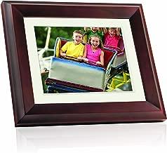 Giinii GH-8DNM 8-Inch Digital Picture Frame (Brown)