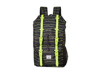 Herschel Supply Co. Kids Little America (Youth) (Later Gaitor) Backpack Bags
