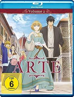 Arte - Volume 2 (inkl. Art-Card-Set) Blu-ray