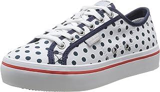 Duffy Dotts - Zapatillas de Lona para Mujer