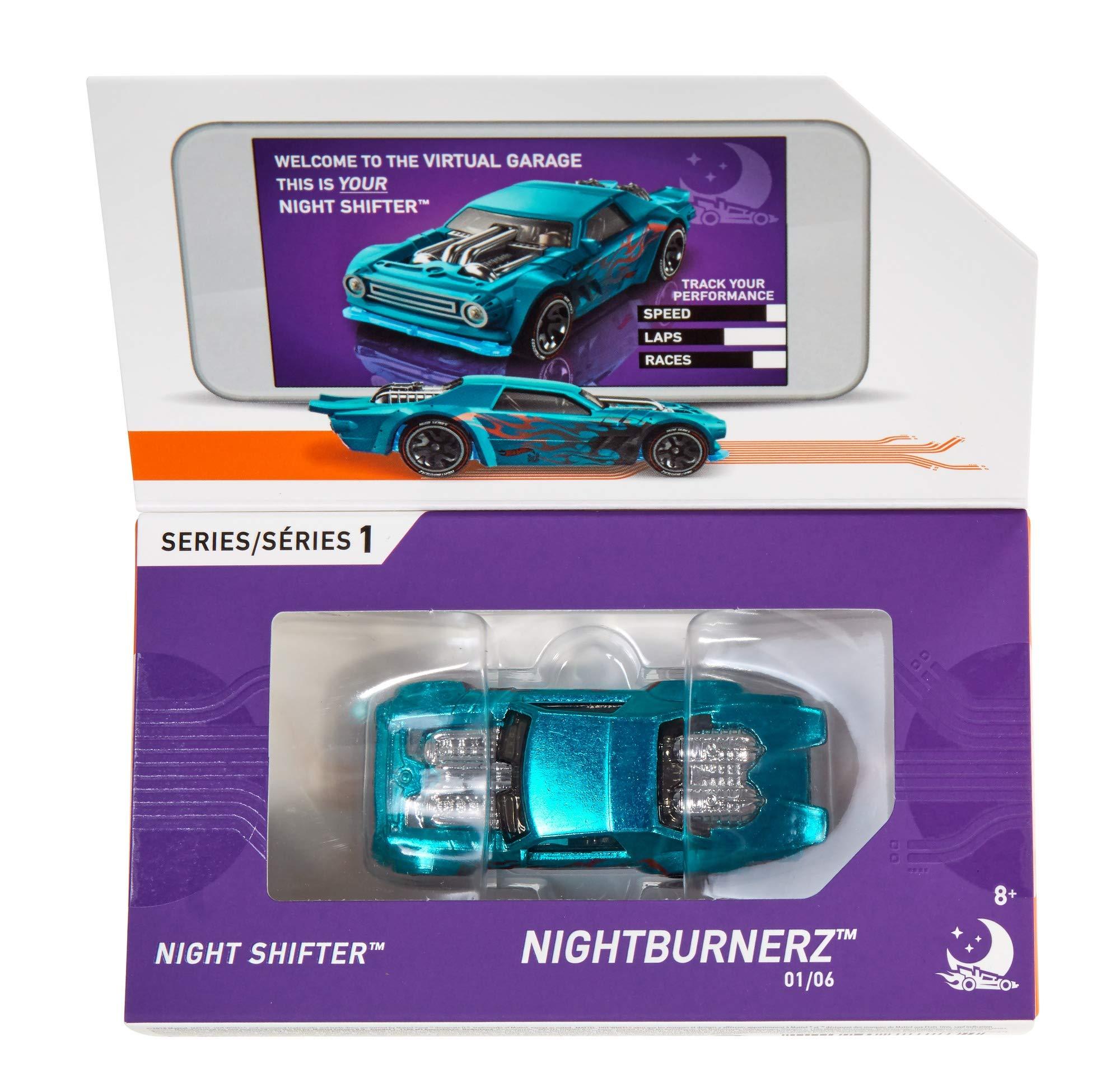 Hot Wheels Night Shifter