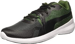 Puma Men's Pacer Wave Idp Black-Garden Green-p Sneakers