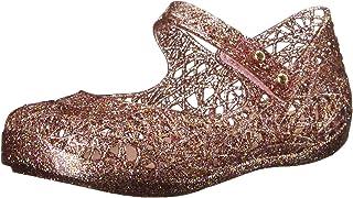حذاء مسطح زيجزاج Vi ماري جاين للأطفال من ميني ميليسا