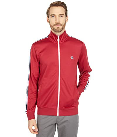 Original Penguin The Earl Track Jacket (Rio Red) Men