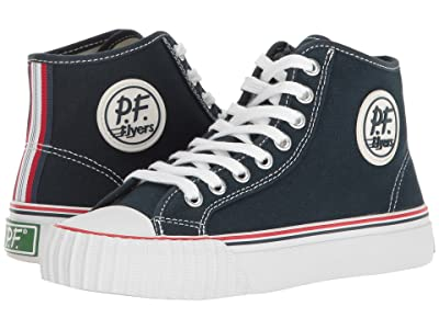 PF Flyers Center Hi (Navy) Men