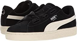 Puma Kids - Suede Heart Jewel (Big Kid)
